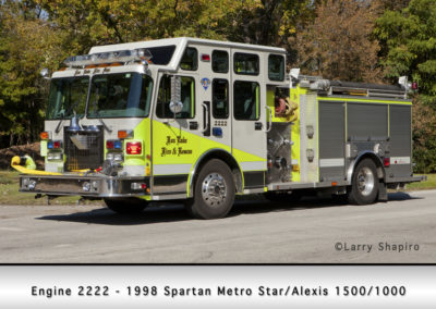 Fox Lake Fire Department Engine 2222