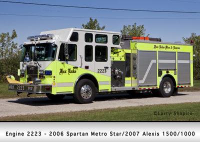 Fox Lake Fire Department Engine 2223