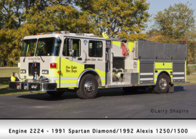 Fox Lake Fire Department Engine 2224