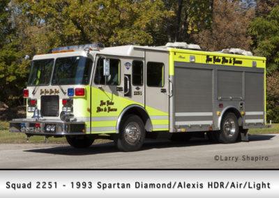 Fox Lake Fire Department Squad 2251