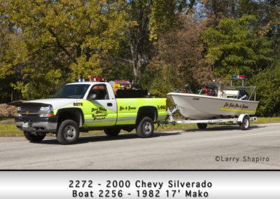 Fox Lake Fire Department 2272 & Boat 2256
