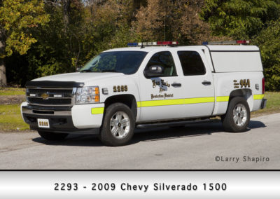 Fox Lake Fire Department 2293