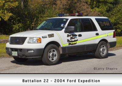 Fox Lake Fire Department Battalion 22