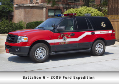 Glenview Fire Department Battalion 6