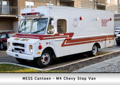 MESS Canteen M6