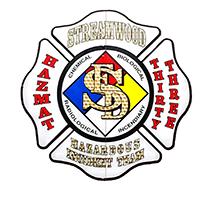 Streamwood Fire Department decal