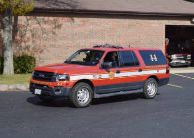 Northbrook Fire Department Battalion 11
