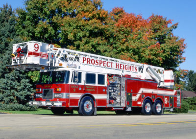 Prospect Heights Fire District Tower 9