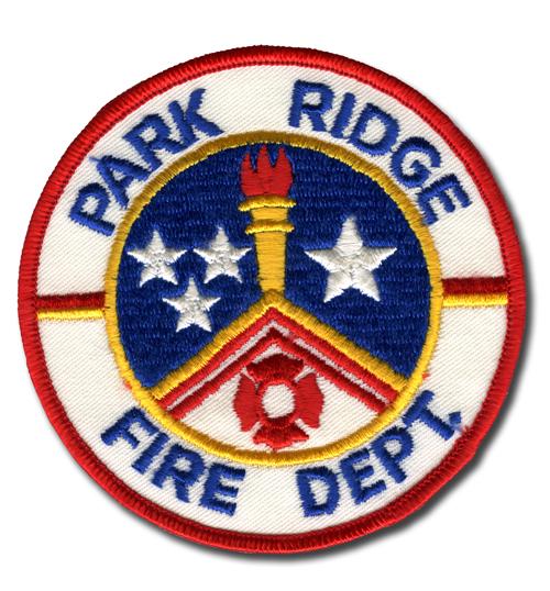 Park Ridge Fire Department patch