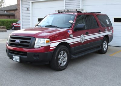 Palatine Reserve Battalion - 2007 Ford Expedition