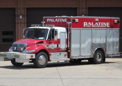 Palatine Reserve Squad - 2003 IHC 7400/Saulsbury