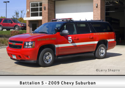 Schaumburg Fire Department Battalion 5