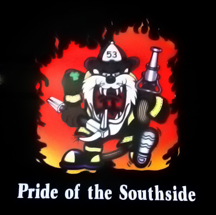 Schaumburg Fire Department Station 53 decal