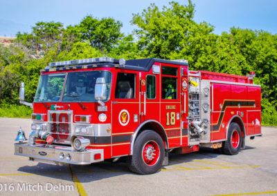 Skokie Fire Department Engine 18
