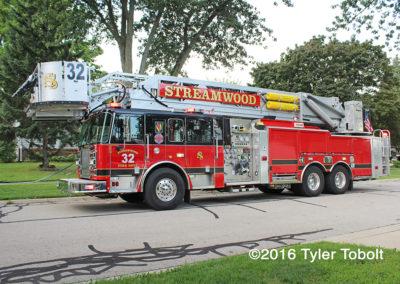 Streamwood Fire Department Truck 32
