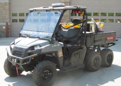 2015 Polaris Rangere 6x6
