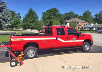 Park Ridge Fire Department Utility 36