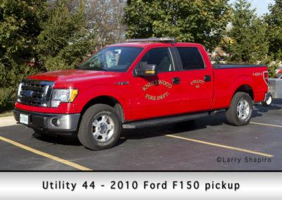 Knollwood FD Utility 44 2010 Ford F150