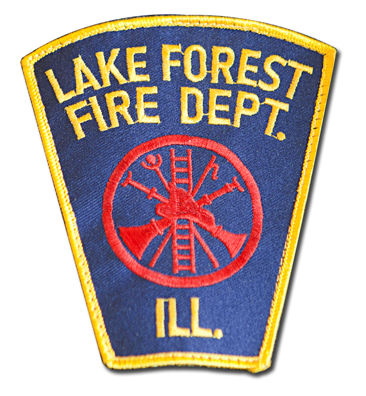 Lake Forest FD patch