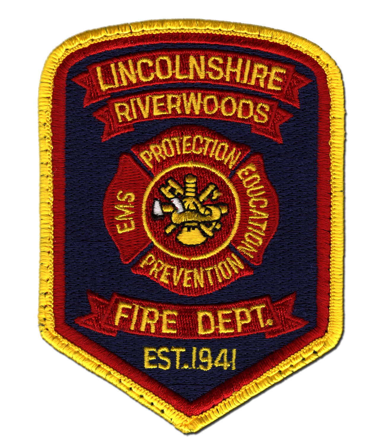 Lincolnshire Riverwoods FPD patch