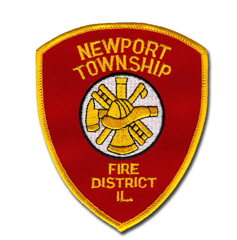 Newport Township FPD patch