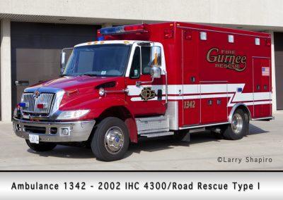 Gurnee FD Ambulance 1342