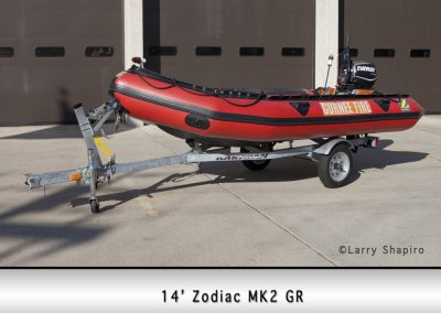 Gurnee FD boat