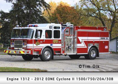 Gurnee FD Engine 1312