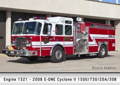 Gurnee FD Engine 1321
