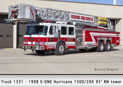 Gurnee FD Tower 1331